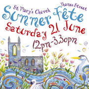St Mary's Church Summer Fete