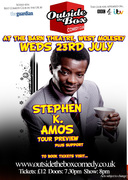 STEPHEN K. AMOS - TONIGHT!