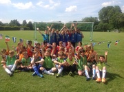 Brasilia Soccer Summer Camp at Twick Prep School