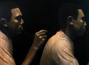 นิทรรศการ Silent Decibel : จิตรกรรมเสียงเบา โดย ทศพล บริบูรณ์