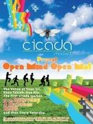 "The Cicada Market ""Open Mind & Open Mat: เปิดเสื่อ-เปิดใจ-เปิดไอเดีย"""