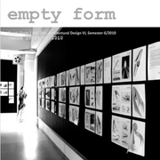 """Exhibition: Project """"Empty Form"""""""