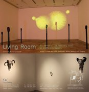 Living Room Exhibition - Visual and Sound Installation
