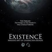 """EXISTENCE"" - Massive Art of Character Design"