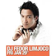 DJ Fedor Limjoco @ Bed Supperclub
