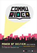 Commu Rider :Thesis Exhibition