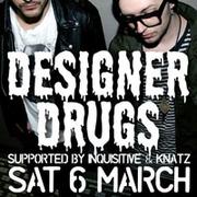 DESIGNER DRUGS (Los Angeles) & DJ INQUISITIVE (SG) at 808!