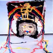 นิทรรศการ ล้อเล่นเส้นสี (Jest Art) โดย จรัสศรี  ประสงค์ดี, เจนจิตร  ปูเชียงแดง