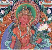 AVALOKITEŚVARA Exhibition: Buddhist Paintings from Nepal Exhibition