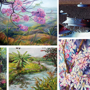 """Colorful Melody of Nature - บทกวีแห่งธรรมชาติ"" Exhibition"