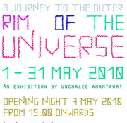 """""""Rim of Universe"""" a Solo Exhibition by Unchalee Anantawat"""