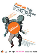 delicate feat' Nonsense Bros @ BOX (Sanfran Disco,RCA)