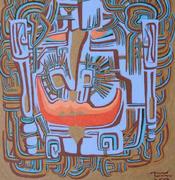 """นิทรรศการศิลปะไทยร่วมสมัย """"ความสัมพันธ์ที่ขาดกันไม่ได้"""" (SYMBIOSIS)"""
