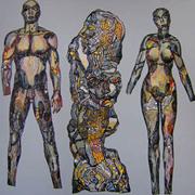 นิทรรศการศิลปะ Naked