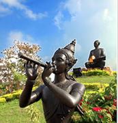 """นิทรรศการภาพถ่าย โครงการสวัสดีเมืองไทย ครั้งที่ 6 """"เล่าเรื่องเมืองสุนทรภู่"""""""