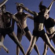 """การแสดงการเต้นรำสมัยใหม่ """"Urban Ballet"""""""