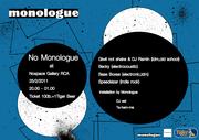 No Monologue
