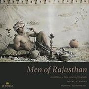 Men of Rajasthan: Hand-coloured Photographs by Waswo X. Waswo