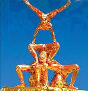 """การแสดง """"Martial Arts Show Set to Amaze"""""""