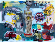 """นิทรรศการ """"ศิลปะข้ามพรมแดน จากตูลูสฝรั่งเศส-สู่กรุงเทพและแม่ริมเชียงใหม่"""""""