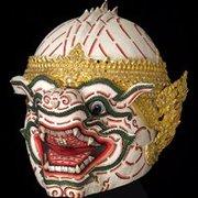 """นิทรรศการ """"หน้ากากเอเชีย"""" (Masks of Asia)"""