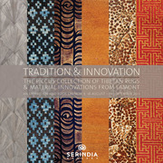 Tradition & Innovation: The Piccus Collection of Tibetan Rugs and Material Innovations from Lamont