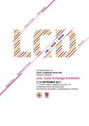 """นิทรรศการแสดงผลงาน """"Line, Color and Design 2011"""""""