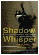 """ละครผสมการเต้นรำร่วมสมัย """"Shadow Whisper"""""""