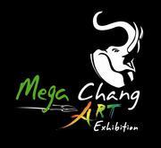 """นิทรรศการ """"Mega Chang Art Exhibition"""""""