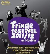 """เทศกาลศิลปะและการแสดงนานาชาติ """"ฟรินจ์"""" (Fringe Festival 2011/12)"""