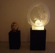"""นิทรรศการ """"ประติมากรรมร่วมสมัยไทย-ญี่ปุ่น 2012"""" (Thailand-Japan Sculpture Symposium 2012)"""