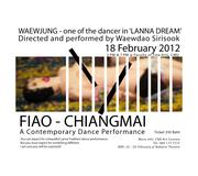 """งาน """"FIAO Chiangmai"""""""