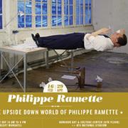 """นิทรรศการภาพถ่าย """"โลกตะแคง"""" (The Upside Down World of Philippe Ramette)"""