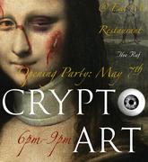 """นิทรรศการ """"Cryptoart"""""""
