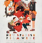 """เทศกาลสัปดาห์ภาพยนตร์สเปน """"New Spanish Film Week 2012"""""""
