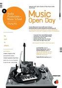 Music Open Day 2 มิย. นี้ !!