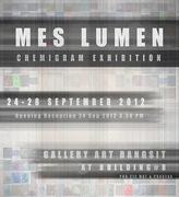 """นิทรรศการ """"MES Lumen"""""""