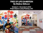"""นิทรรศการ """"The Tree of Life"""""""