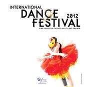 """มหกรรม """"การเต้นนานาชาติ 2012"""" (International Dance Festival)"""