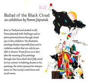 """นิทรรศการ """"Ballad of the Black Cloud"""""""