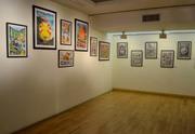 """นิทรรศการ """"ศิลป์ศิลปินน้อย สพฐ."""" (OBEC Arts Education Exhibition 2013)"""