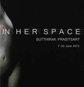 """นิทรรศการ """"In Her Space"""""""