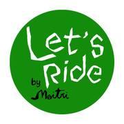 """นิทรรศการแสดงภาพเดี่ยวครั้งแรก """"Let's ride"""""""