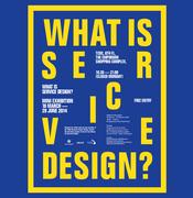 """นิทรรศการ """"การออกแบบบริการคืออะไร"""""""