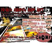 """นิทรรศการ """"Khao Sarn's Raw Art"""""""