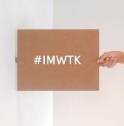 """นิทรรศการ """"#IMWTK"""""""