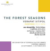 """นิทรรศการ """"The Forest Seasons"""""""