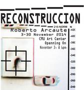 """นิทรรศการ """"RECONSTRUCCIÓN"""""""