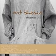 """นิทรรศการ """"art thesis Exhibition 2015"""""""