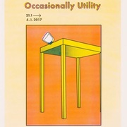 """นิทรรศการ """"Occasionally Utility"""""""